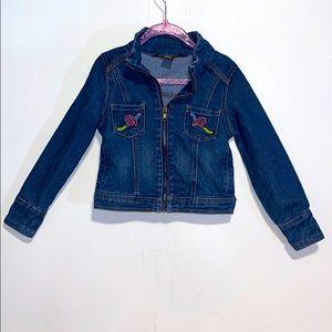 Rocawear Girls Jean Jacket
